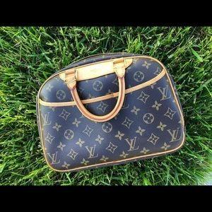 Authentic Louis Vuitton Trouville bag